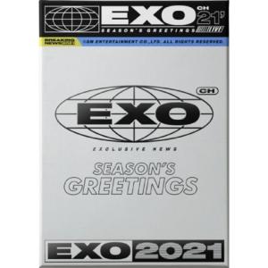 EXO 2021 SEASONS GREETINGS