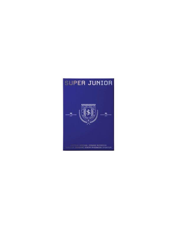 super junior 2021 seasons greetings