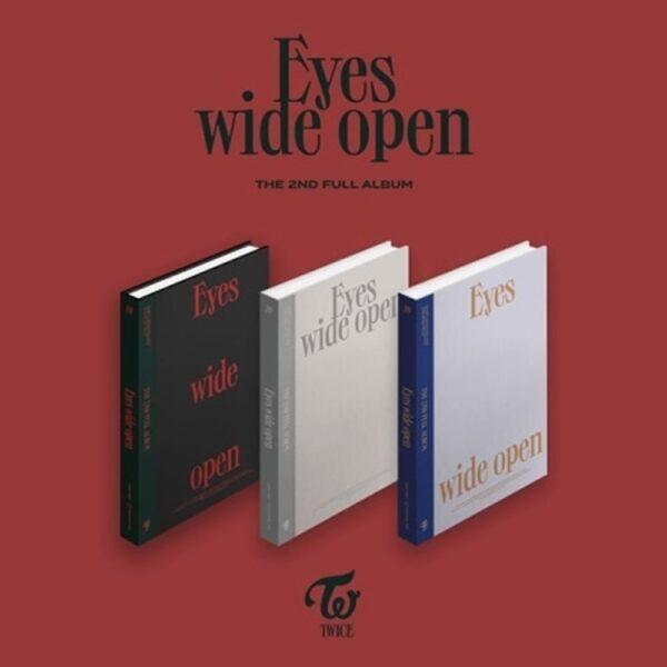 twice eyes wide open