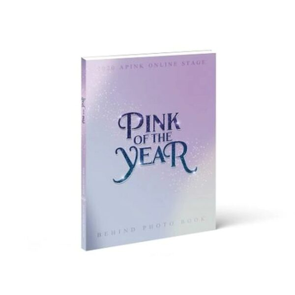 Apink 2020 ONLINE STAGE Pink of the year BEHIND PHOTO BOOK