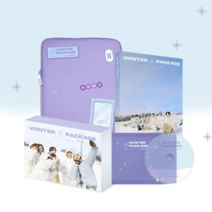 BTS PhotobookDVD 2021 WINTER PACKAGE