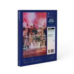 TWICE Beyond LIVE TWICE World in A Day PHOTOBOOKPoster