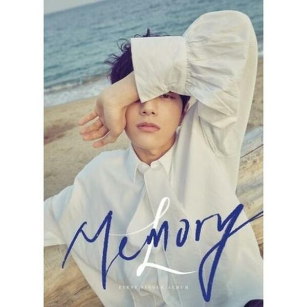 infinite l kim myung soo 1st single poster