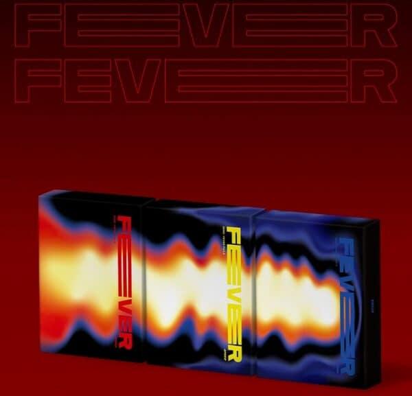 ATEEZ 6th Mini ZERO FEVER Part.2 A Ver Diari Ver Z Ver. Poster