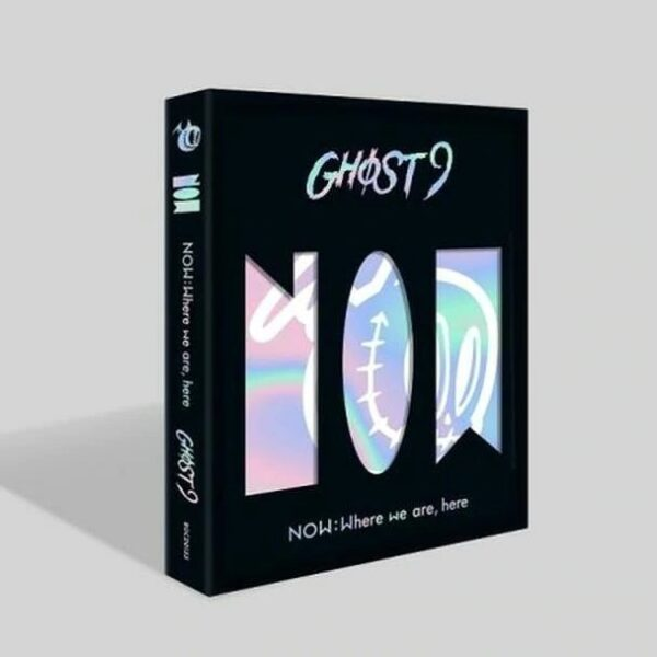 GHOST9 3rd Mini NOW WHERE WE ARE yythk