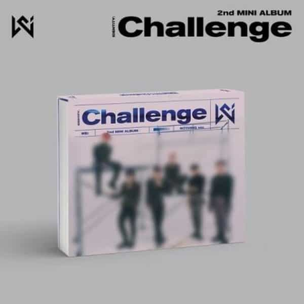WEi 2nd Mini IDENTITY Challenge NOTHING Ver. Poster