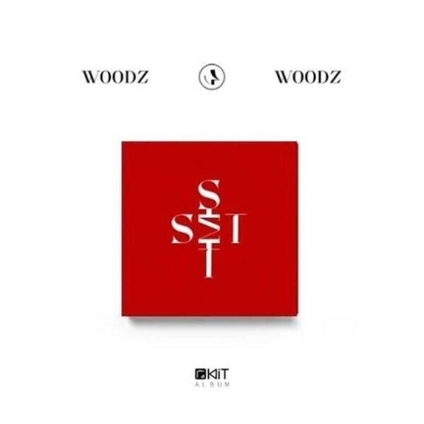 WOODZ 1st Single SET Kit Album