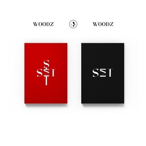 set woodz 1st single album set set ver 2cd 2poster