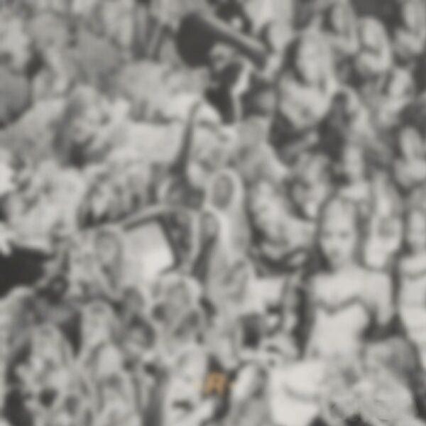 1st Single de Rose BLACKPINK R Kit Album Photocard