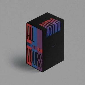 3Set ASTRO Vol.2 All Yours Set Ver
