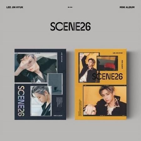 3nd Mini Album SCENE26 de LEE JIN HYUK UP10TION