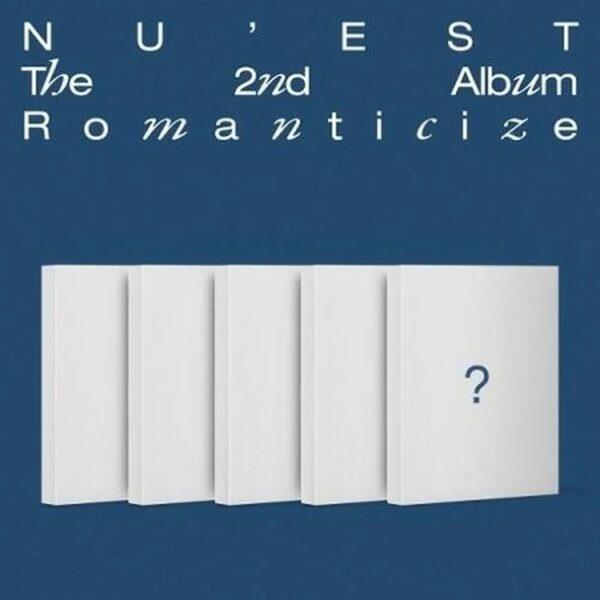 Random Ver. NU EST Vol