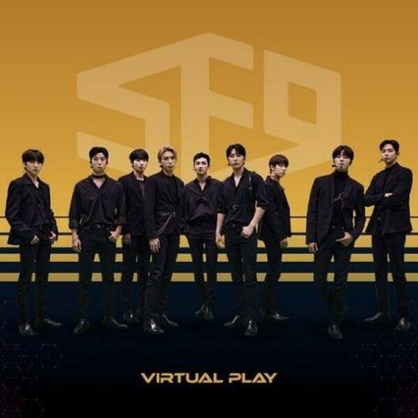 SF9 VP Virtual Play Album