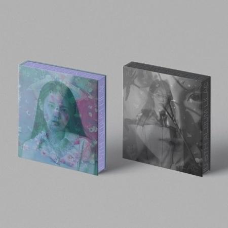 set iu 5th album lilac set ver 2cd 2poster