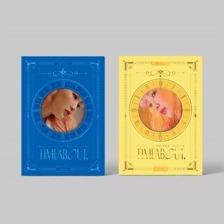 set yukika 1st mini album timeabout set ver 2cd 2poster