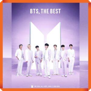 Album de BTS BTS THE BEST Japanese Ver. 2CDBLU RAY Limited Edition A Ver.