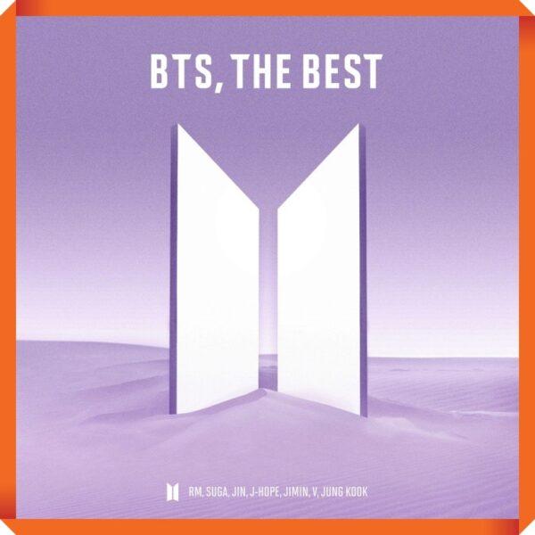 Album de BTS BTS THE BEST Version japonesa 2CDBOOKLET Normal Ver.