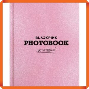BLACKPINK PHOTOBOOK LIMITED EDITION