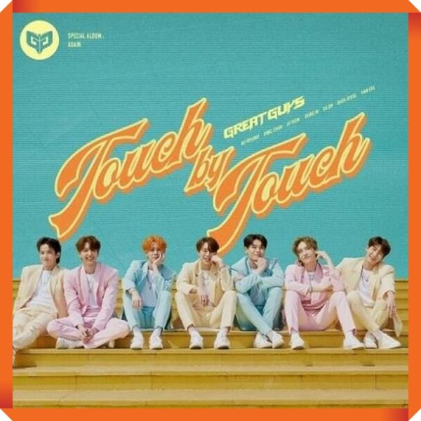 GREAT GUYS Touch by Touch Special Album AGAIN