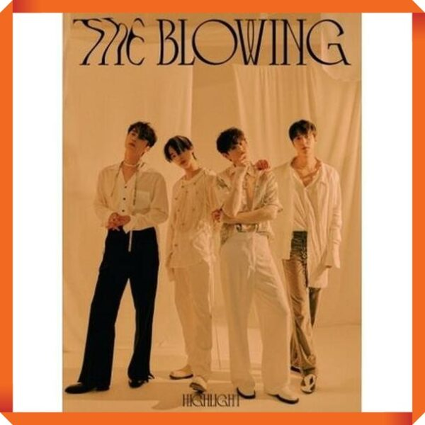 Highlight 3rd Mini The Blowing Breeze Ver. Poster