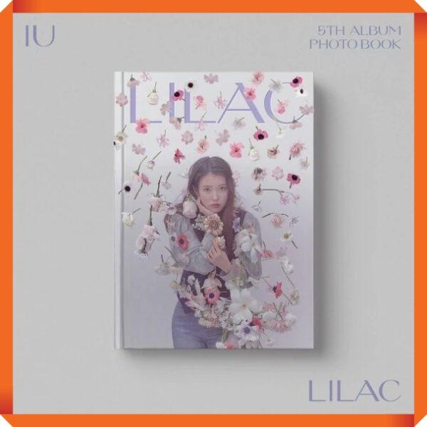 IU PHOTO BOOK LILAC