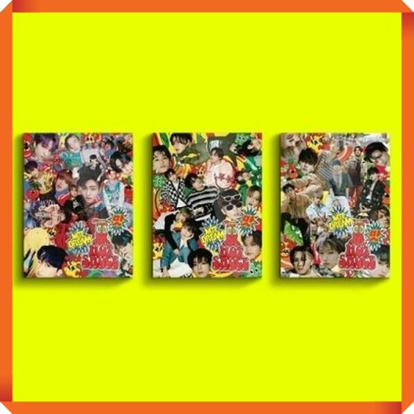 NCT DREAM Vol.1 Hot Sauce PHOTOBOOK Random Ver. Poster 3