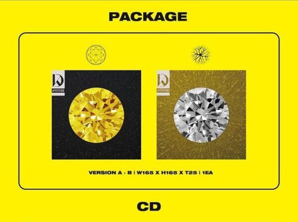 Random Ver. KANG DANIEL Album YELLOW2