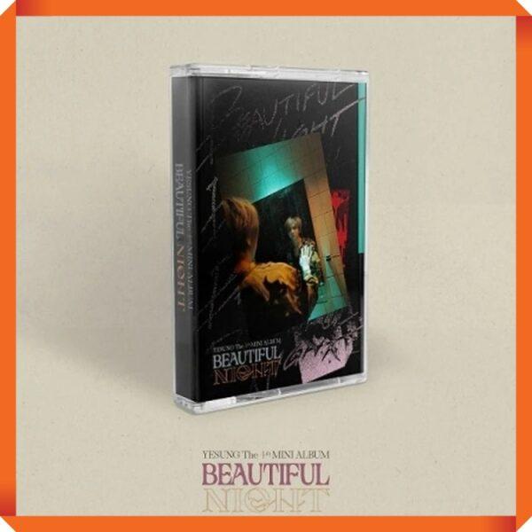 YESUNG 4th Mini Phantom Pain Cassette Tape yyt. Random Ver