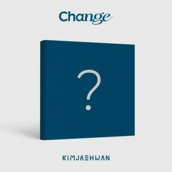 ed ver. KIM JASHWAN 3rd Mini Change Poster