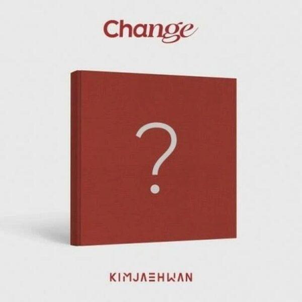 ing ver. KIM JASHWAN 3rd Mini Change Poster