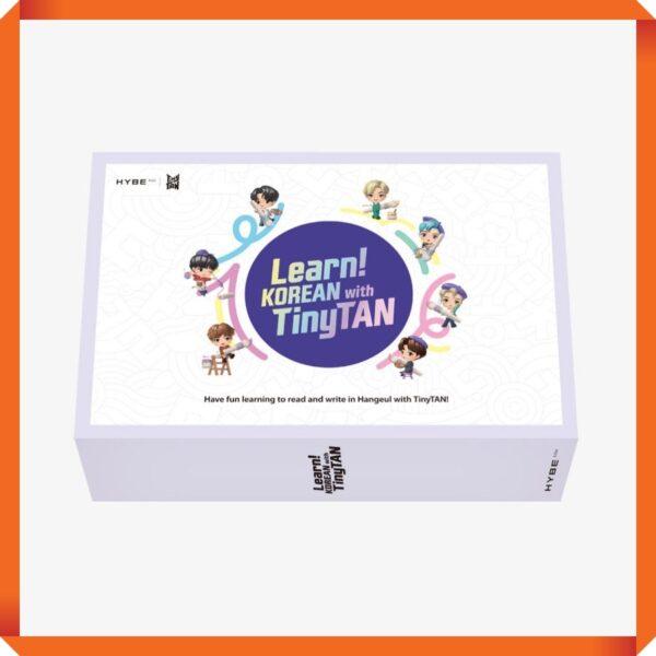 pre order bts learn korean with tinytan