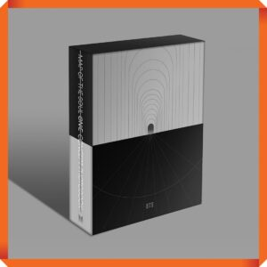 set bts map of the soul one concept photobook set ver