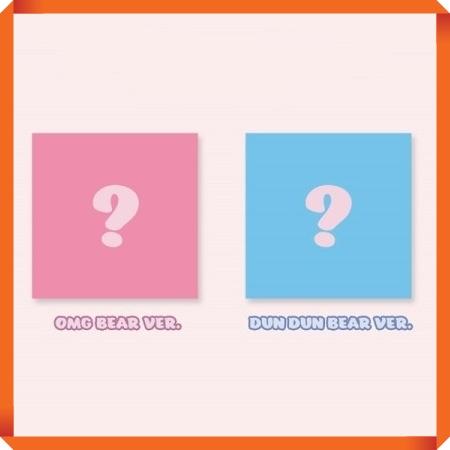 set oh my girl 8th mini album dear ohmygirl set ver 2cd 2poster 1