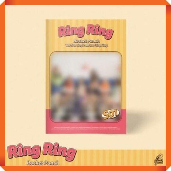 1st Single de ROCKET PUNCH Ring Ring Poster.1
