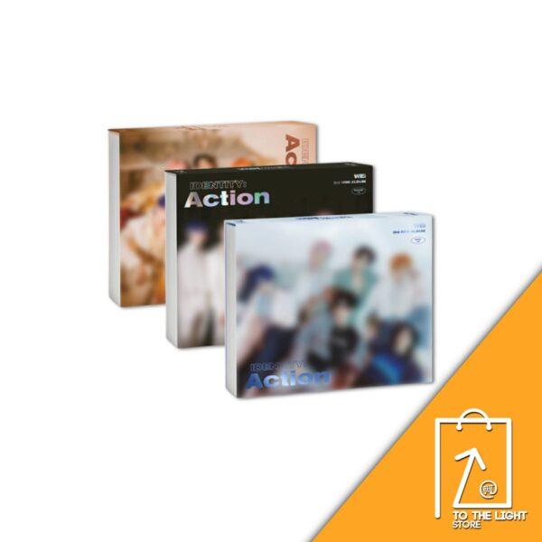 3th Mini de WEi IDENTITY Action SET Ver Poster