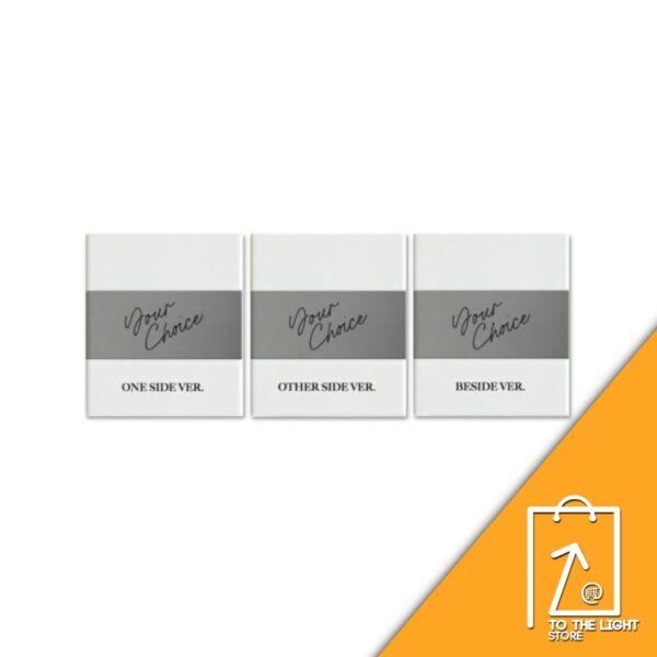 8th Mini de SEVENTEEN Your Choice Random Ver. Pre order Gift Poster