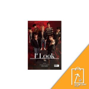 MAGAZINE The First Look Vol.219 Type D Stray Kids