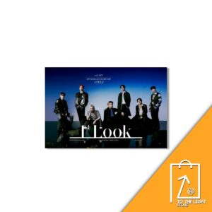MAGAZINE The First Look Vol.219 Type.A ATEEZ