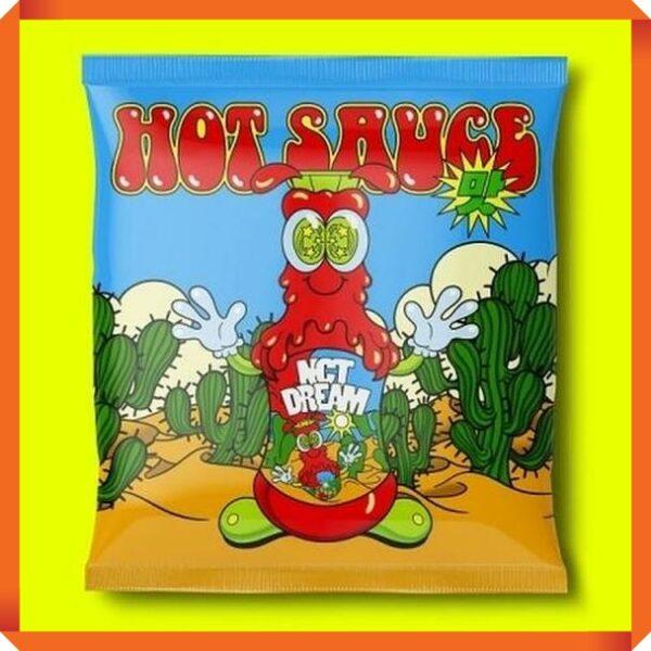 NCT DREAM Vol.1 Hot Sauce Jewel Case Ver.
