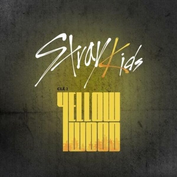 Stray Kids Special Album Cle 2 Yellow Wood Normal Edition Random version