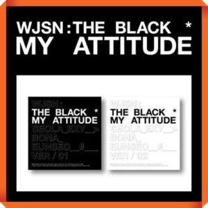WJSN THE BLACK 1st Single My attitude