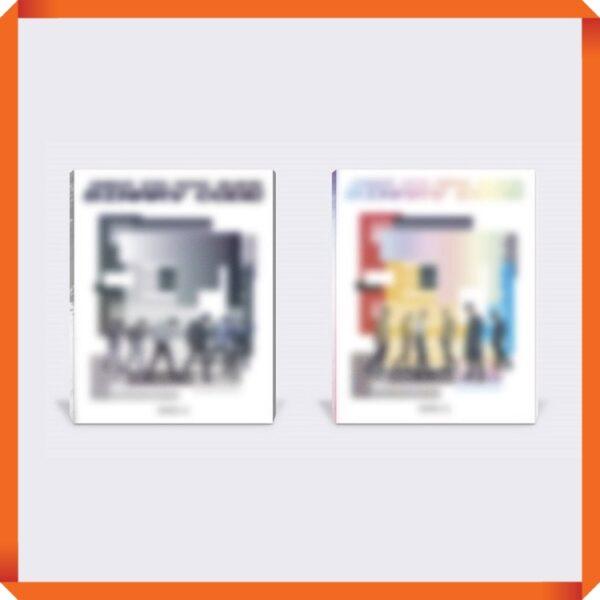 oneus 5th mini album binary code set ver 2cd 2poster 1