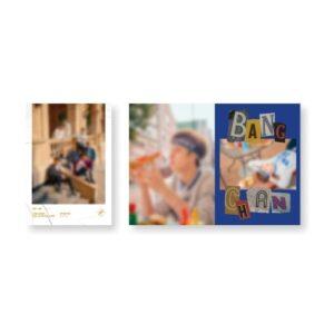 stray kids unlock go live in life goods photo book