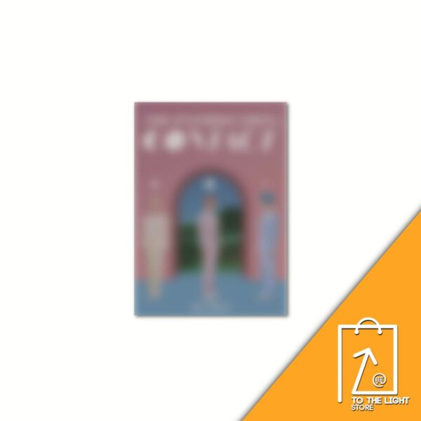 3rd EP de BDC THE INTERSECTION CONTACT ELEMENT Ver. Disponibles Poster