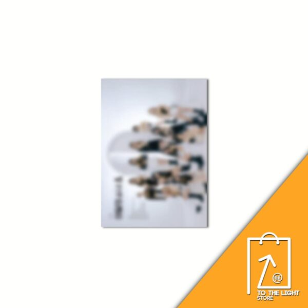4th Mini de LOONA B Ver. Disponible Poster