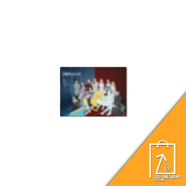 4th Mini de LOONA Kit Album Ver.