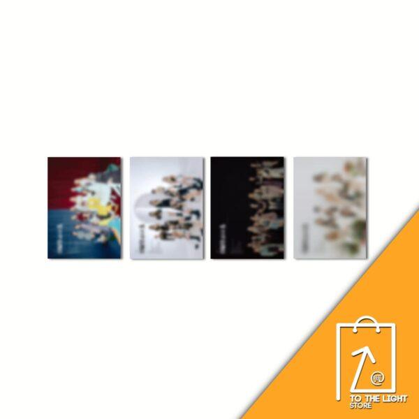 4th Mini de LOONA SET Ver. Disponible Poster