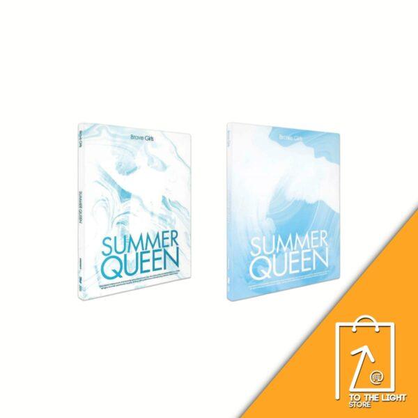 5th Mini de BRAVE GIRLS Summer Queen Random Ver. Poster