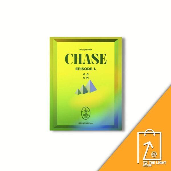 5th Single de DONGKIZ CHASE EPISODE 1. GGUM IM MATURE Ver. Poster