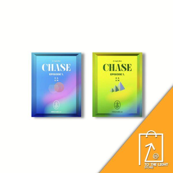 5th Single de DONGKIZ CHASE EPISODE 1. GGUM IM MATURE Ver. o IMMATURE Ver. Poster